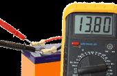 измерение тока заряда